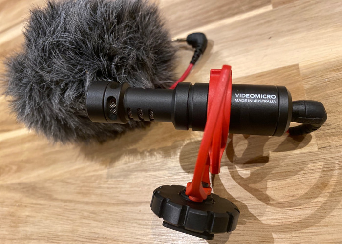 Rode Videomicro microphone - 1