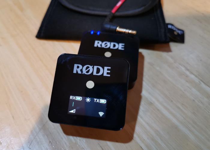 Rode Wireless Go microphone - 2