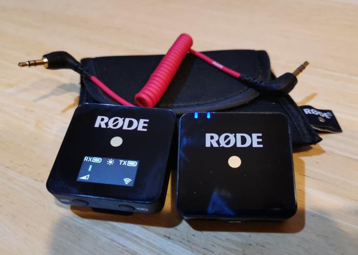 Rode Wireless Go microphone - 1
