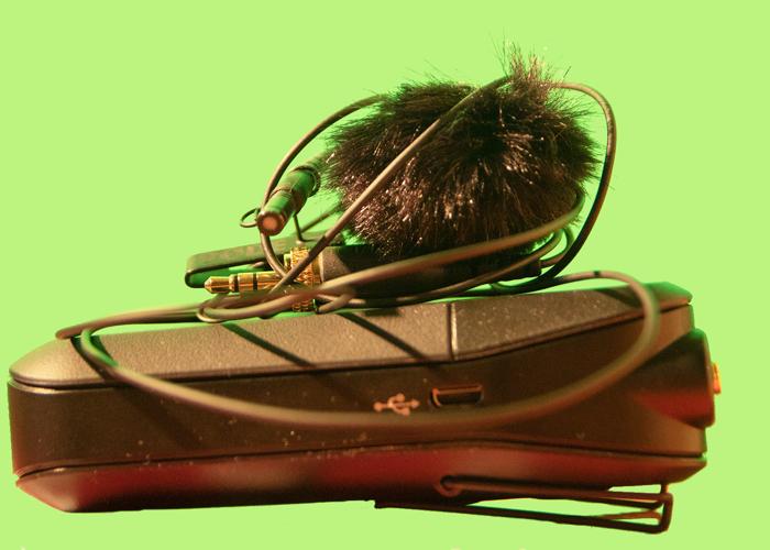 Rode Wireless LAV Mic - 1