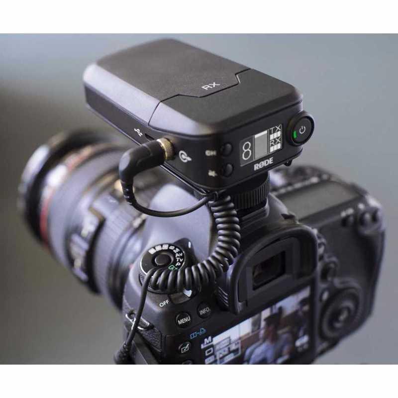 Rode Wireless Lav Microphone System (Filmmaker Kit) - 2