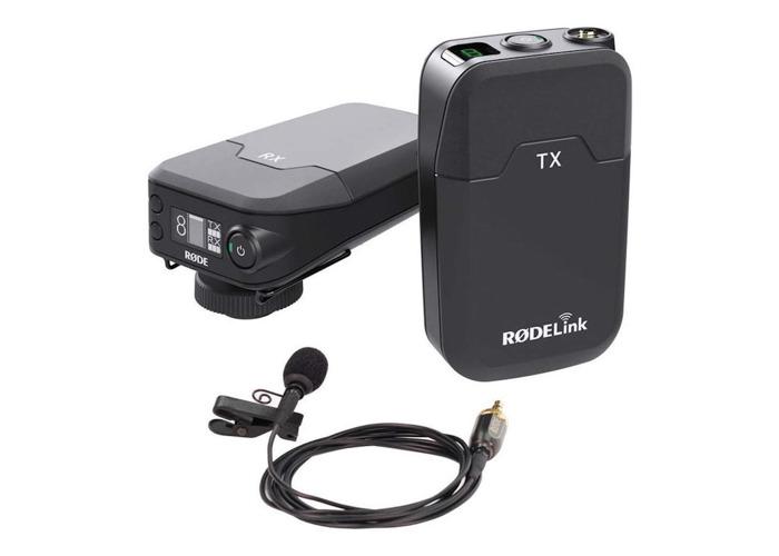 Rodelink 'Filmmaker' wireless mic kit  - 1