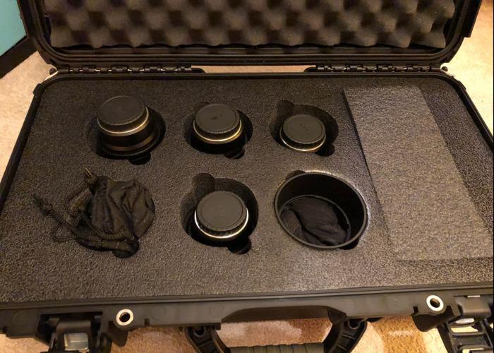 Rokinon Kit lenses for MFT mount - 1
