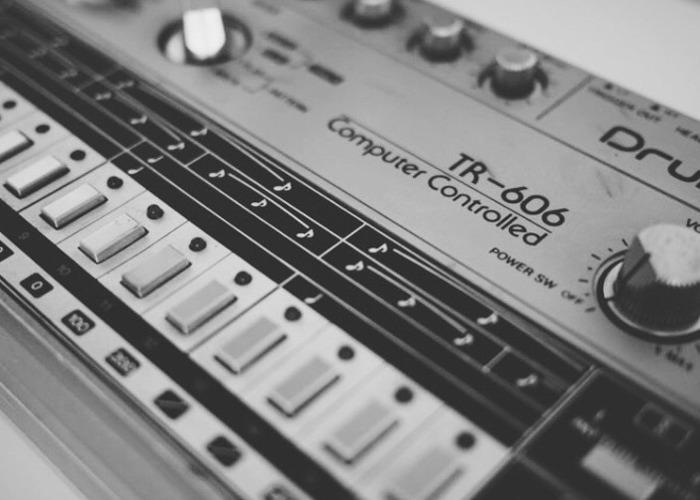 Roland 606 Original  - 2