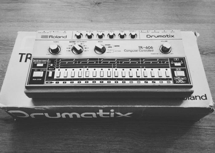 Roland 606 Original  - 1