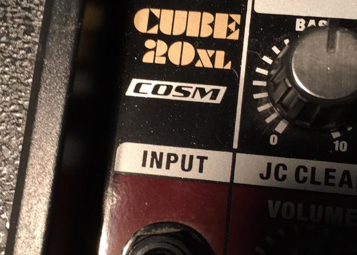 Roland Cube Amp - 2