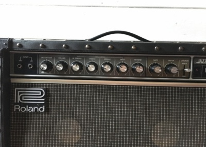 Roland Jazz Chorus JC-77 Amplifier - 2