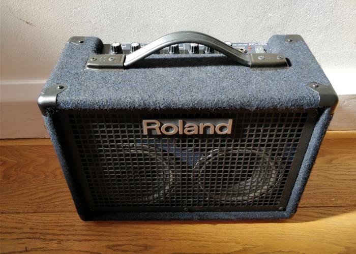 Roland KC-220 Keyboard Amp Combo - 2