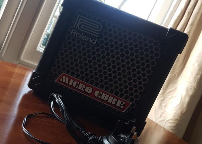 Roland Micro Cube - 1