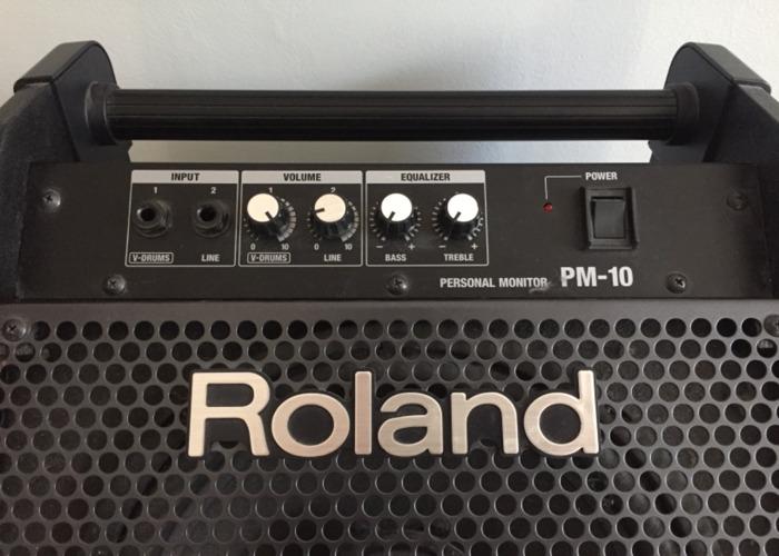 Roland PM-10 Amp - 2