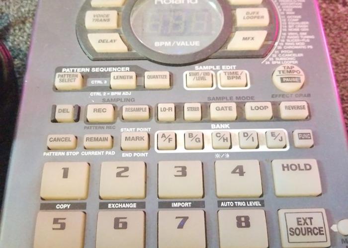 Roland SP-404SX - 2