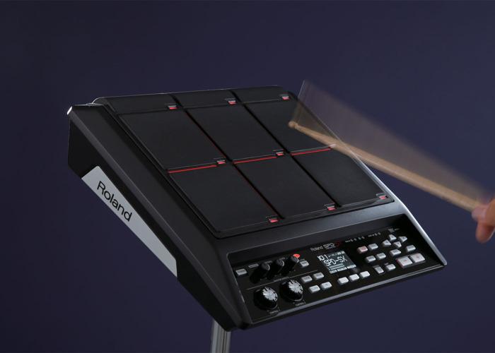Roland SPD SX Electronic Drum Pad - 1