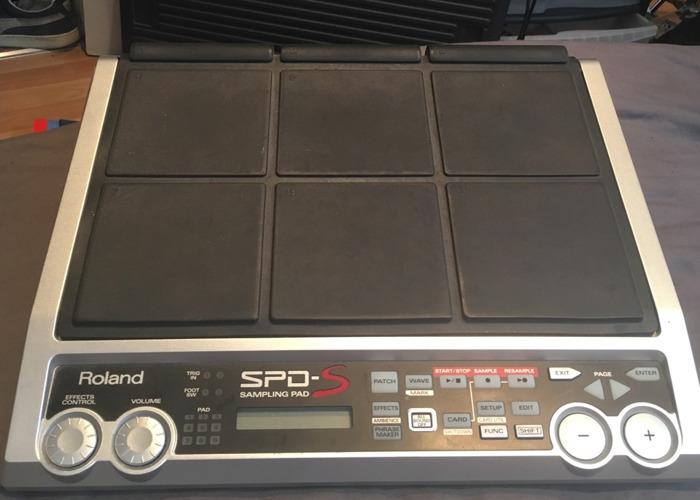 Roland SPD-S - 1