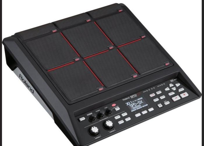 Roland SPD-SX Digital Sampling Pad - 1