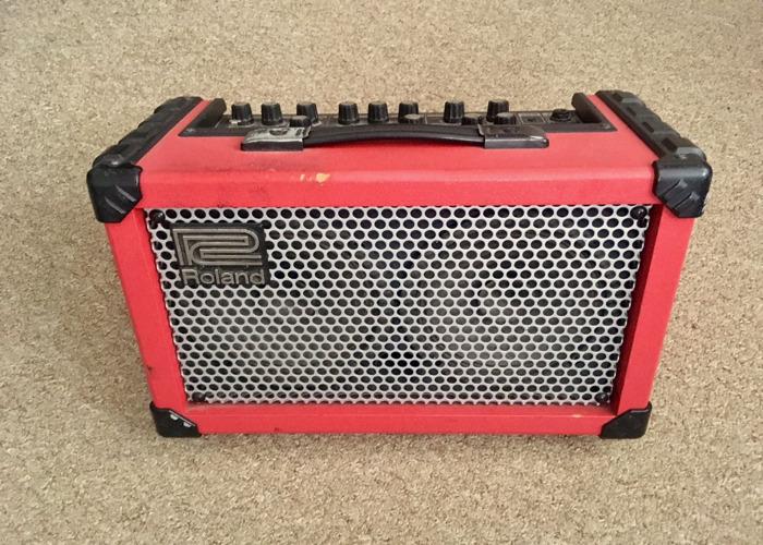 Roland Street Cube Busking Amp - 1