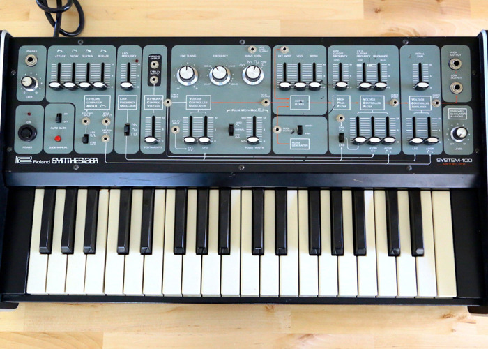 Roland System 100 Model 101 - 1