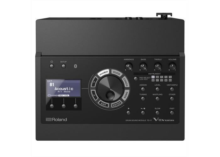 Roland TD-17KVX V-Drums Electronic Drum Kit - 2