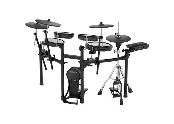 Roland TD-17KVX V-Drums Electronic Drum Kit - 1