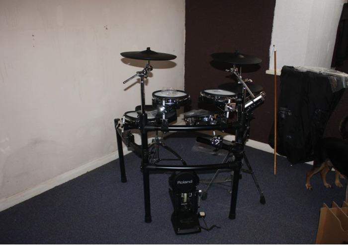 Drum Kit - Roland TD9-KX2 - 1