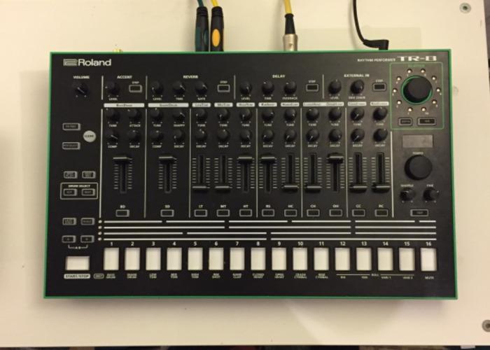 Roland TR-8 Drum Machine - 1