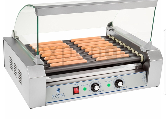 Roller Sausage Grill  Hot Dogs Machine   - 1