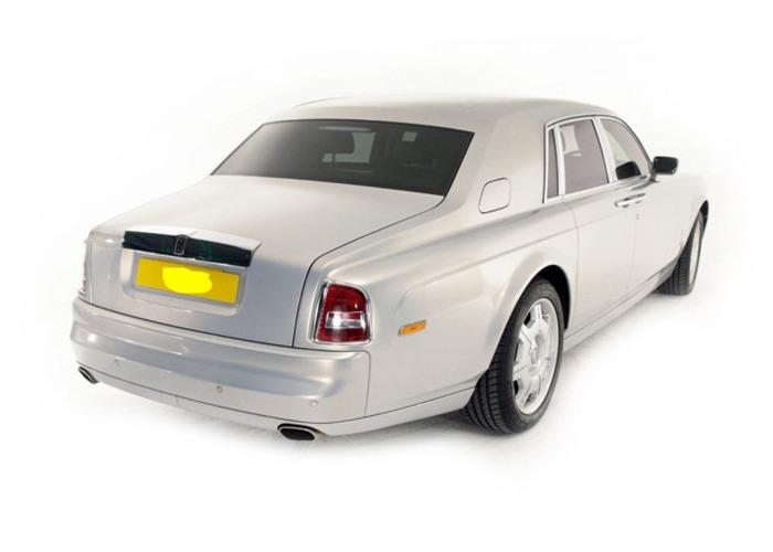Rolls Royce Phantom (2010) - 2