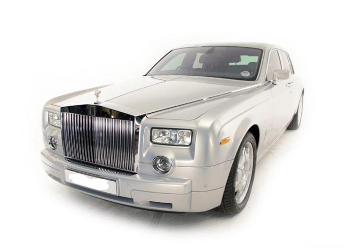 Rolls Royce Phantom (2010) - 1
