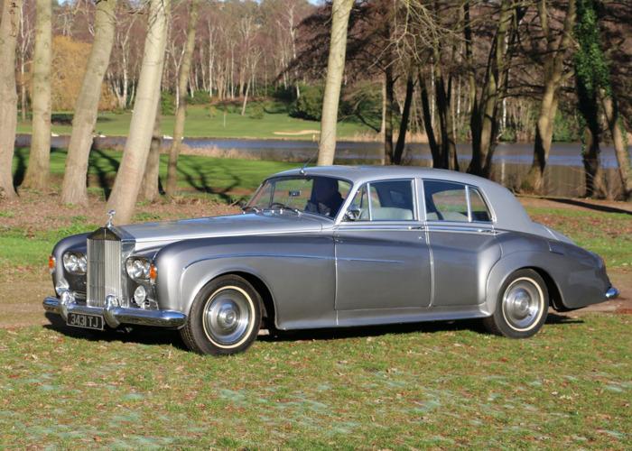Rolls Royce Silver Cloud III - 2