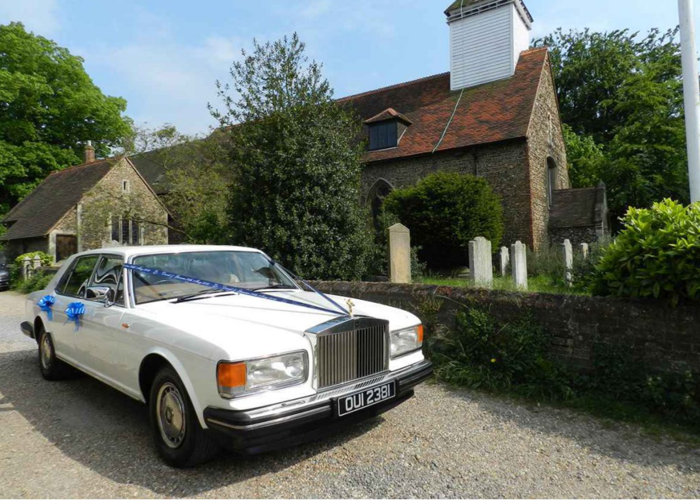 Rolls Royce Silver Spirit II - 2
