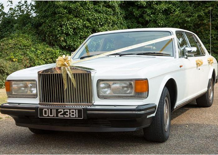 Rolls Royce Silver Spirit II - 1