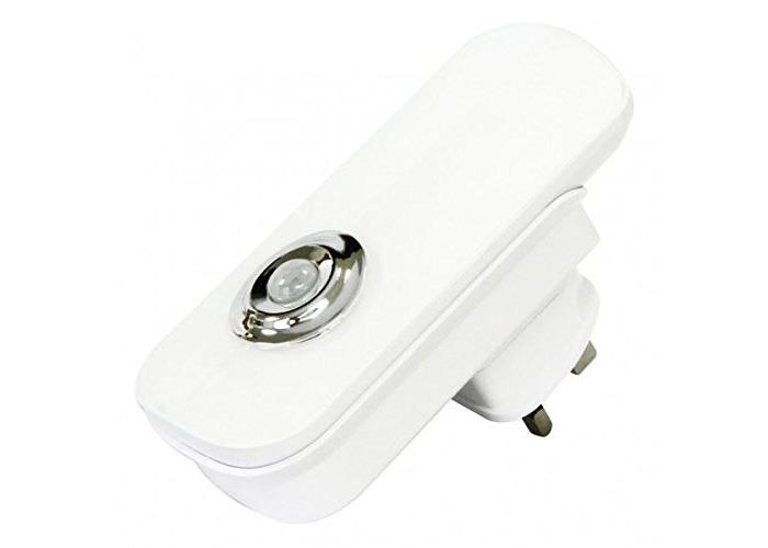 Rolson 3 Function Rechargeable LED Emergency Sensor Nightlight and Torch - 1