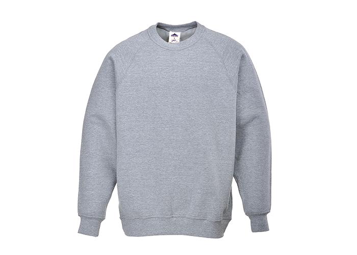 Roma Sweatshirt  Heather  Medium  R - 1