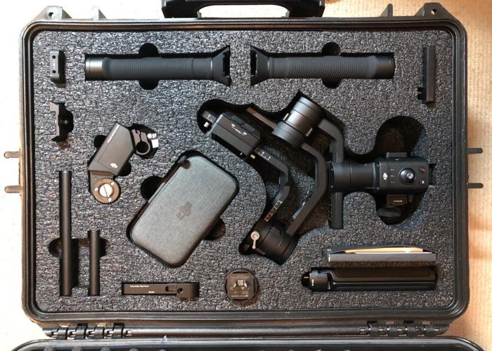 Ronin S + Focus Motor + 2nd Battery - 1