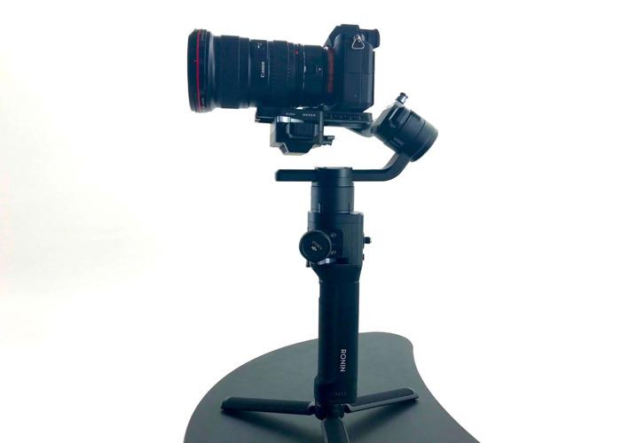 DJI Ronin S / Sony a7s ii / Canon EF 16-35mm f/2.8L II Bundle - 2