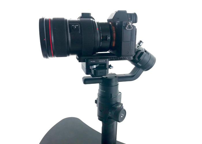 DJI Ronin S / Sony a7s ii / Canon EF 24-70mm f/2.8L II Bundle - 2