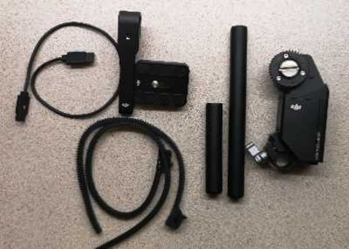 Ronin S Focus Motor with accessories - 1