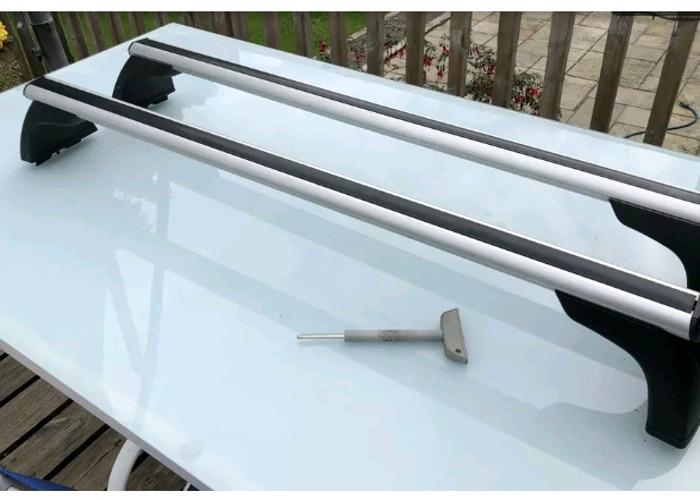 Roof bar - BMW series 3 E90 - 1