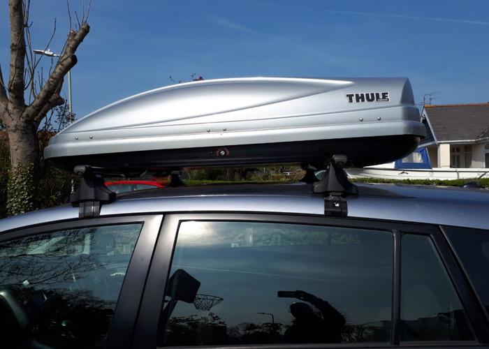 Roof Box - Thule Atlantis 200 - 440 litres - 1