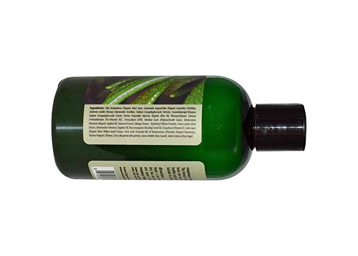 Rosemary Thyme Olive Oil Shampoo, 8 fl oz (236 ml) - 2