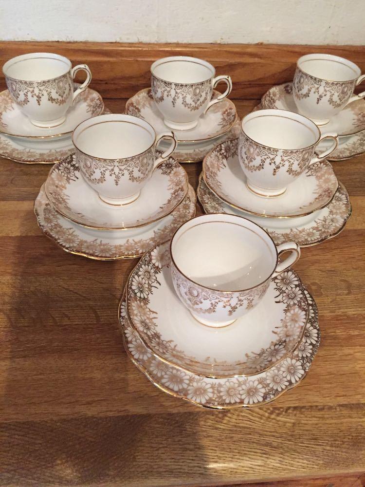 Roslyn China tea set  - 2