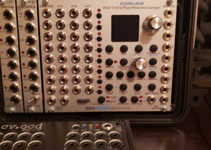 Rossum Electro-Music Assimil8or  - 1