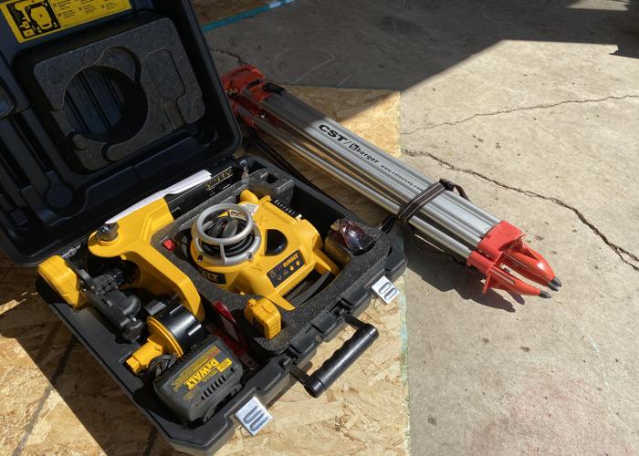 Rotary Laser Level Kit - 1