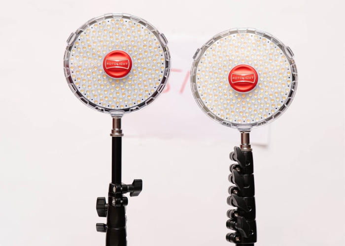 Rotolight II LED 2 light kit - 1