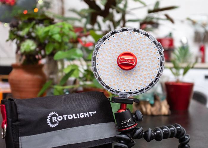 Rotolight Neo II - LED Film light & Photo Strobe - 1