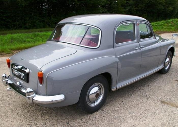 Rover 90 P4 (1958) - 2