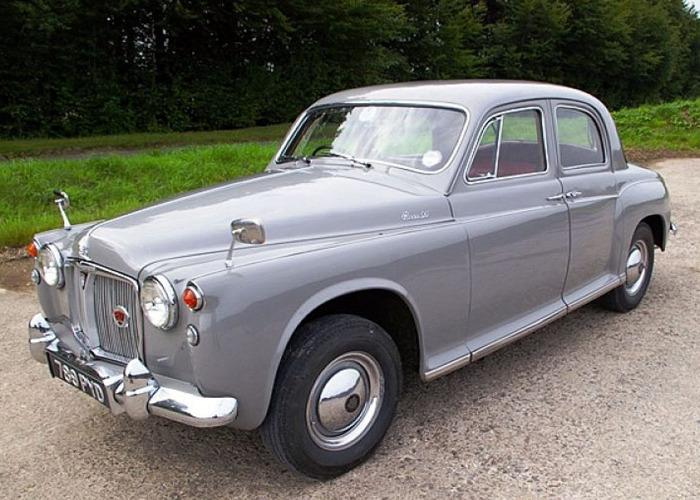 Rover 90 P4 (1958) - 1