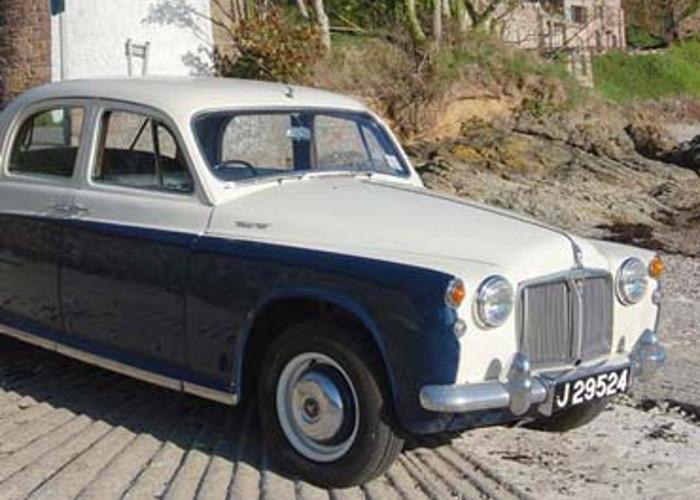 Rover P4 100  - 1