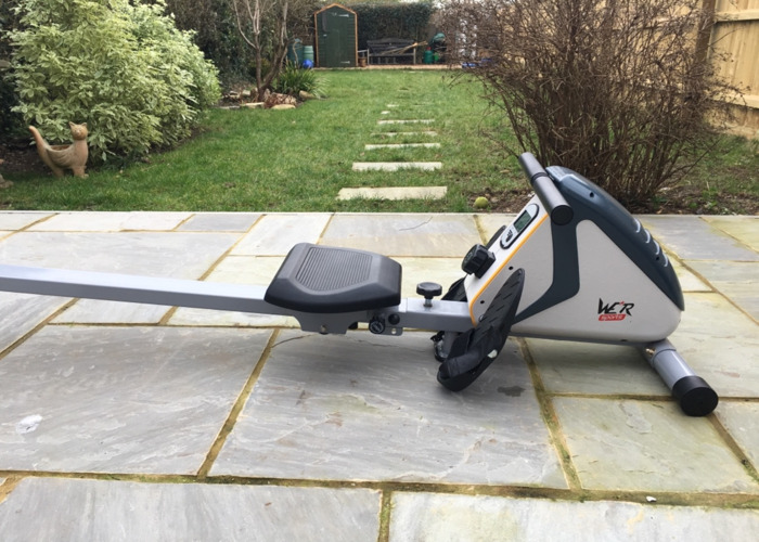 Rowing Machine - 2