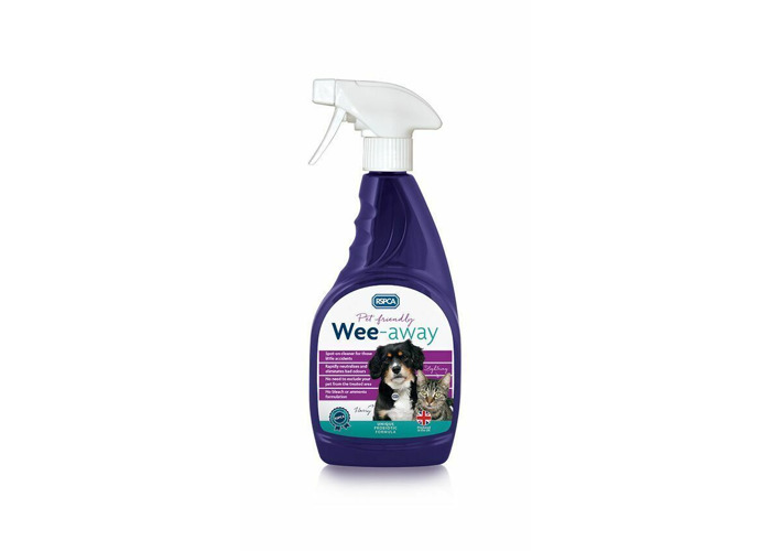 RSPCA Wee-Away Pet Friendly Stain & Odour Remover( 500ml X2) - 1