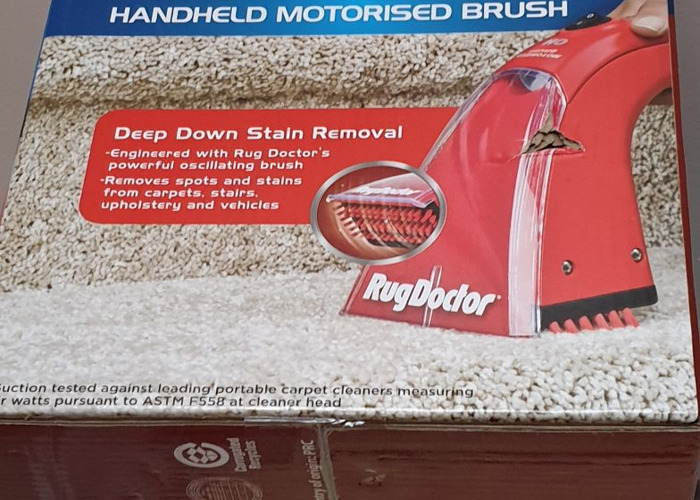 Rug Docter pro carpet cleaner - 1